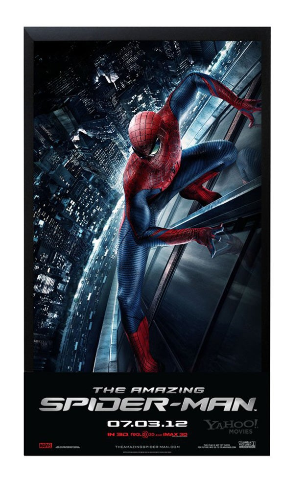 Two New Posters for The Amazing Spider-Man