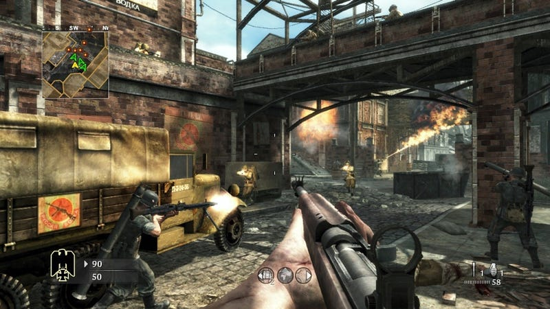 Call of Duty: World at War Map Pack 3 Screens