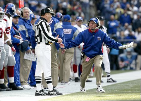 Tom Coughlin's Audacious Hands Of Hope And Joy