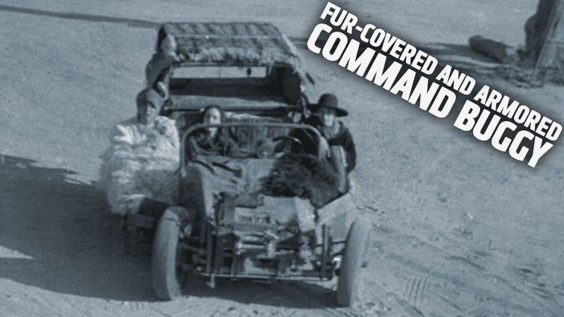Charles Manson's Evil Plans Involved A Crazy Dune Buggy Battalion