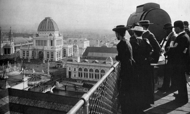 Where the Future Came From: A Trip Through the 1893 Chicago World's Fair