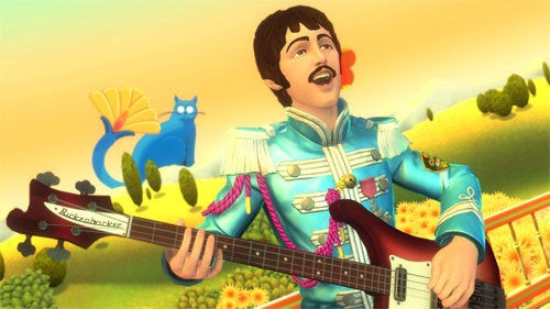 The Beatles: Rock Band Gets Rubber Soul, Sgt. Pepper's & Never Before Heard Audio