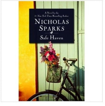 You Will Never Have A Break From Nicholas Sparks