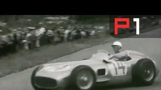 1955 Belgium Grand Prix at Spa-Francorchamps
