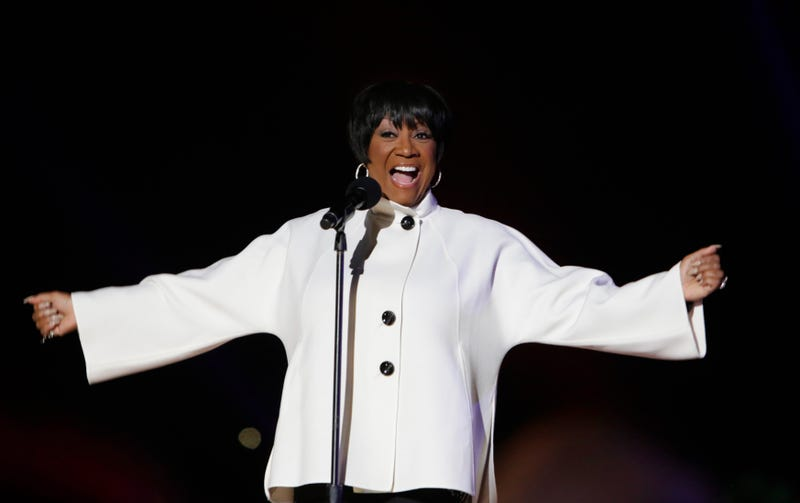 Patti LaBelle Features a Cooking Display Coming, We Rejoice!