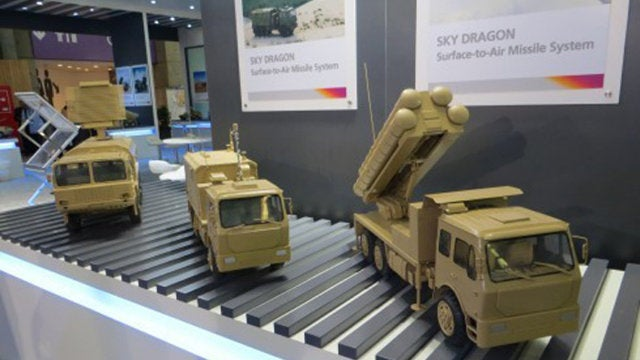 The Five Most Terrifying Weapons For Sale at Eurosatory 2012