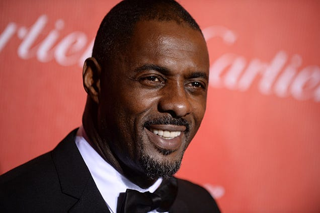 Leaked Amy Pascal Email: Idris Elba Should Be the Next James Bond