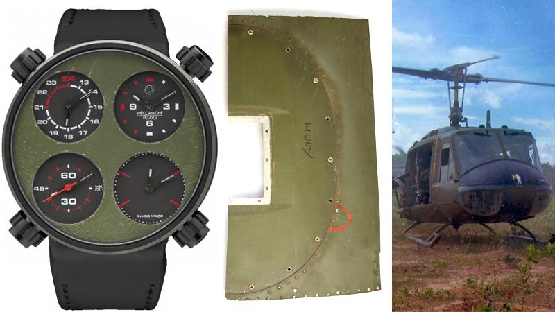 This Watch Might Have Saved Someone's Life in Vietnam