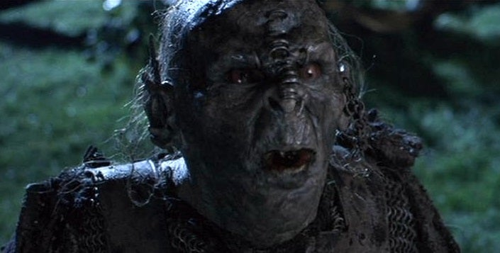 lord of the rings as told from the orcs perspective