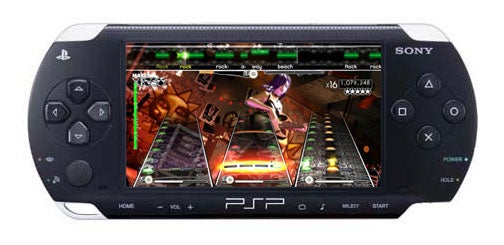 Rock Band PSP First Details: It's Amplitude