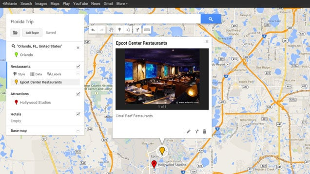 Google Revives My Maps So You Can Create and Share Custom Maps
