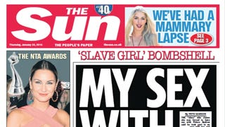 <i>The Sun </i>Hasn't Gotten Rid of Topless Women After All