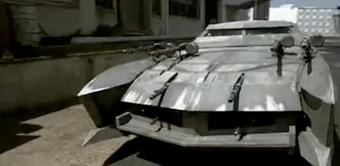 Death Race 2 trailer promises automobiles combusting, Danny Trejo