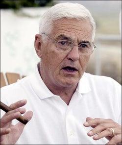 Lutz Calls For Three-Year NHTSA Crash Testing Moratorium