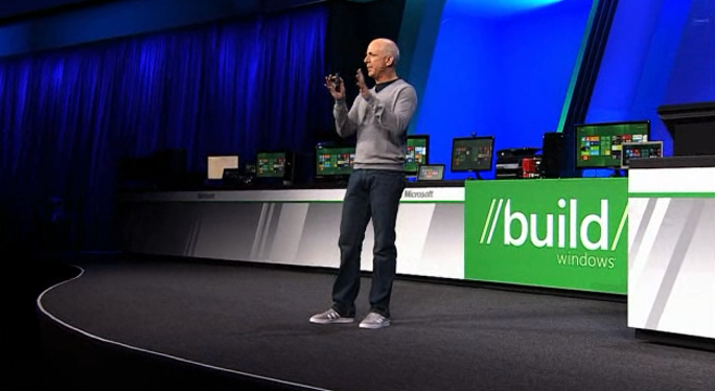 Watch the Future of Windows, Live, Right Now