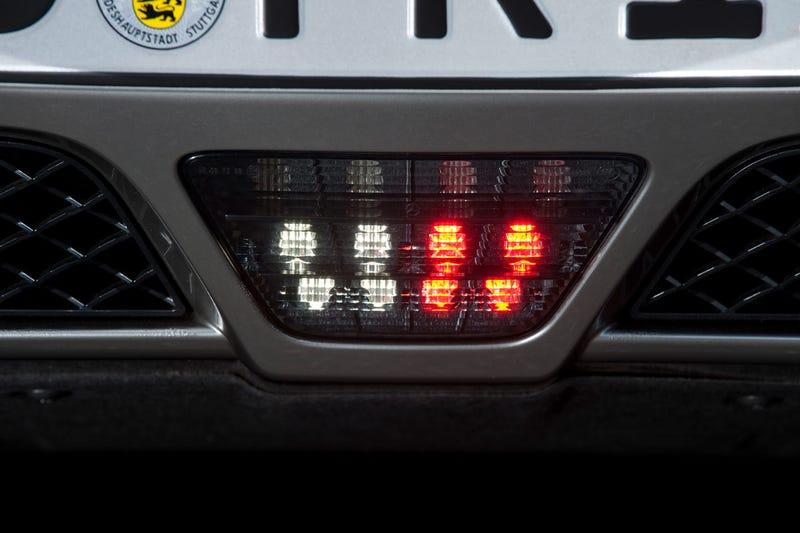 2011 Mercedes SLS AMG Exterior