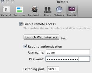 Transmission Updates, Integrates Remote Control
