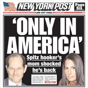The Second Coming of the Spitzer Hooker Scandal