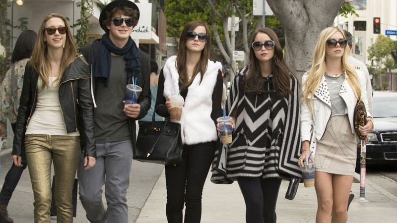 Controlling the Chaos of Fame: The Bling Ring and This Is the End