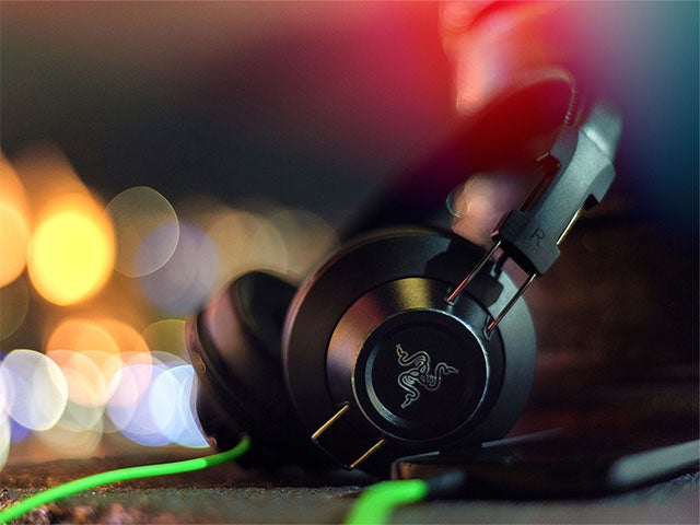Razer Headphones That Aren't Even Meant For Video Games