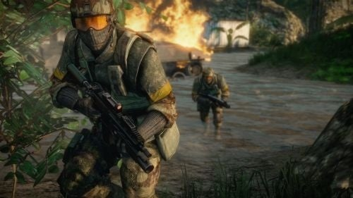 Battlefield: Bad Company 2 Multiplayer Preview: Seriously. Come Back Here With My Tank! [UPDATED]