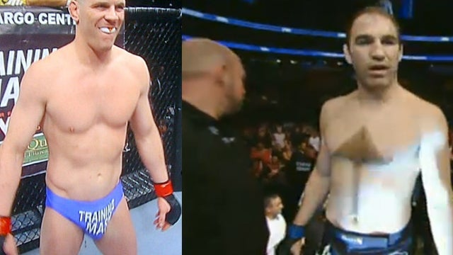 Manscaping And A Mankini Helped MMA Reach Its Aesthetic Nadir At UFC 133