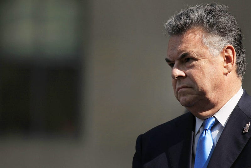 Congressman Peter King Has No Clue What He's Talking About