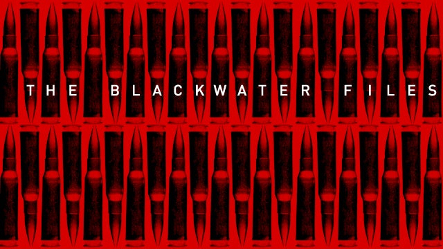 'Gentlemen, We Shot a Judge' and Other Tales of Blackwater, DynCorp, and Triple Canopy's Rampage Through Iraq