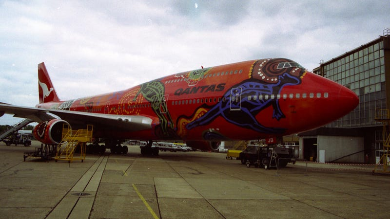 What's The Best Airplane Paint Job?