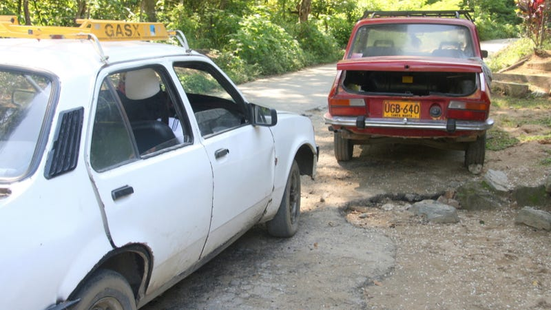 The Jalopnik Guide To Driving In Colombia: Pictures
