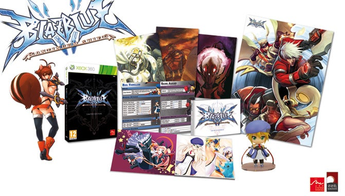 BlazBlue: Continuum Shift Gets Two Special Editions In Europe