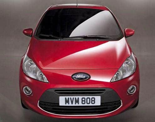 2009 Ford Ka, Revealed!