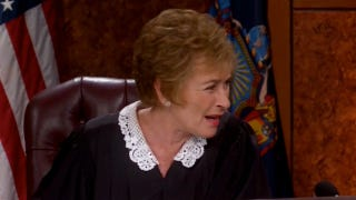 """Judge Judy Has No Time for Your EDM or """"Raves"""""""