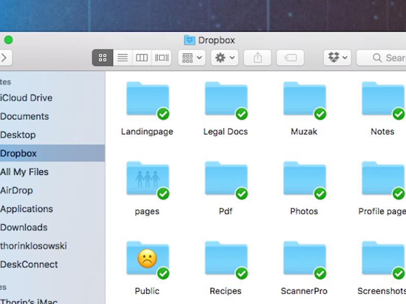Dropbox anda Public Folder Bukankah Awam Anymore