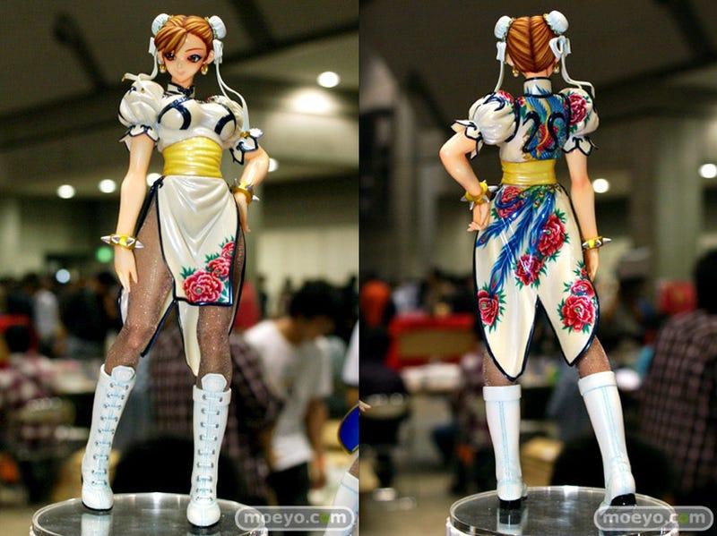 Chun-Li In A Spectacular Outfit