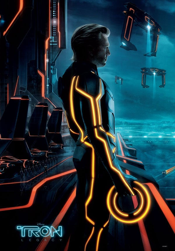 New Tron Posters