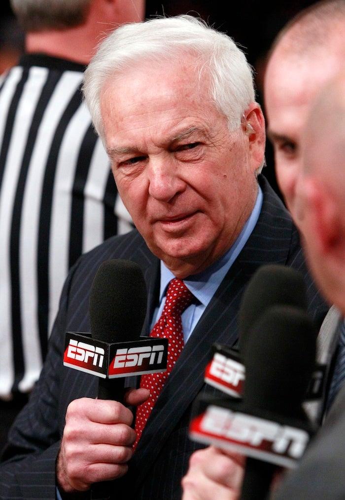 Bill Raftery Leaving ESPN For Fox Sports