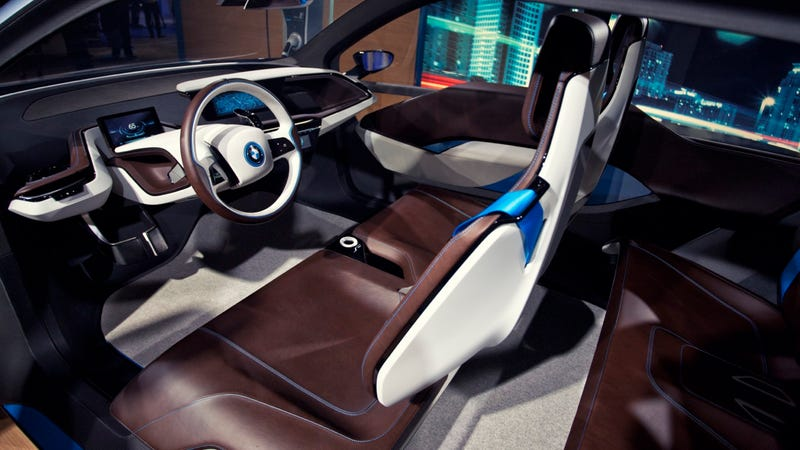 The BMW i3 Concept Will Make Your Commute Green and Stylish