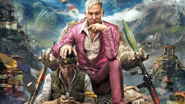 The Problem With Far Cry 4's Box Art