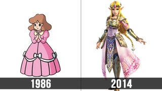 My, My Zelda, How You Have Grown