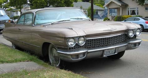 1960 Cadillac Sixty-Two Coupe