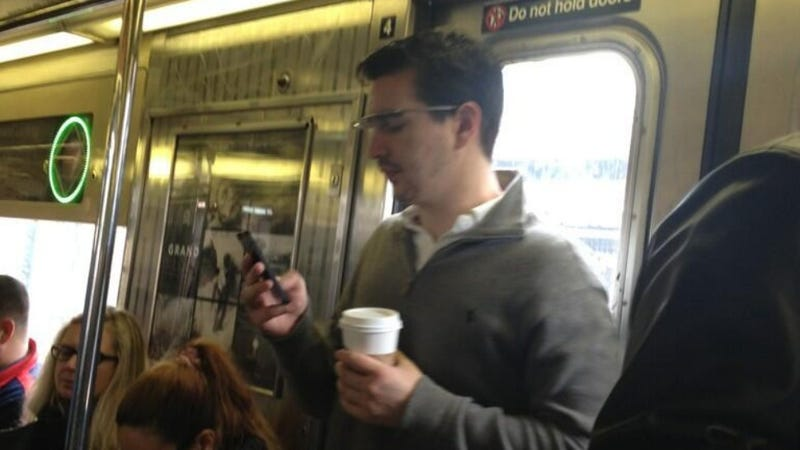 Is This Glasshole on a Phone Really a Vision of the Gadget Apocalypse?