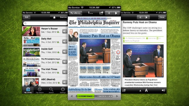 PressReader Brings Traditional-Style Newspapers to iOS