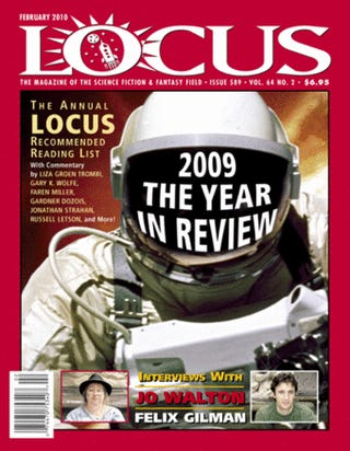 Locus Magazine Unveils 2009 Recommended Reading List