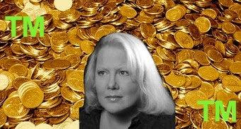 Nikki Finke's Trademark TOLDJA! Hypocrisy: Trademarked
