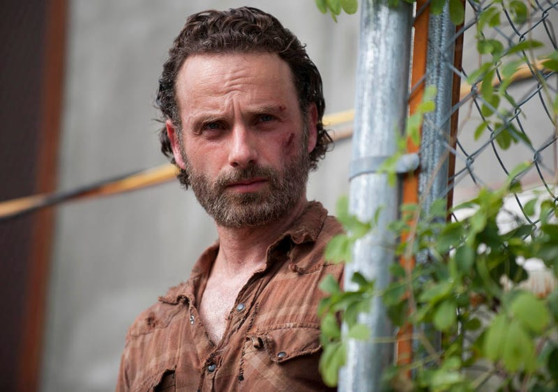 Things get worse for the survivors, but Walking Dead just gets better