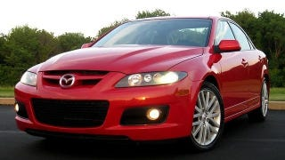 The Mazdaspeed6 Is An Adult's STi/Evo
