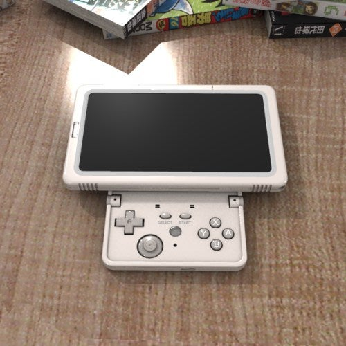 Is This The Best Nintendo 3DS Mockup We've Seen, Or The Real Thing?