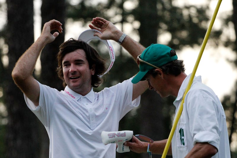 "Bubba Watson Is ""Just Going To Be Bubba"" And Keep Playing ""Bubba Golf"""