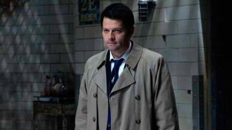 On the Supernatural season finale, there cannot be democracy in heaven